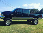 Stewart's 2000 Ford F250 4wd Super Duty