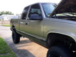 SurfinBeachBum's 1998 Chevrolet K1500 4wd Pick-up