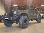 TacWagon's 2015 Jeep Wrangler Unlimited Sport