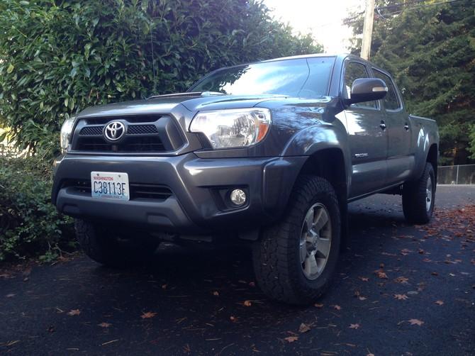 265 70r17 All Terrain Tires >> Tacoooo's 2013 Toyota Tacoma Double Cab 4wd