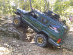 TheMissourExplorer's 2000 Jeep Cherokee Sport
