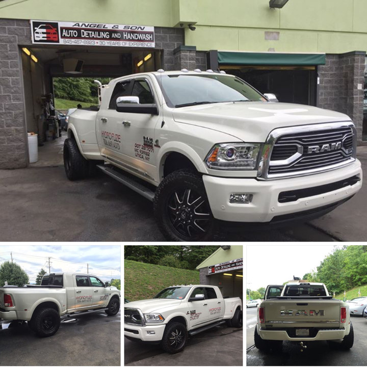 2016 Ram 3500 4wd Dually Mega Cab Toyo Open Country A/T II 35/12.50R20 (1959)