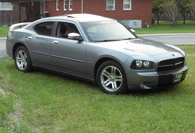 Tire Size Meaning >> Trequann's 2006 Dodge Charger RT
