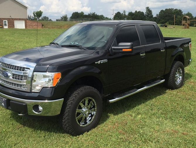 Troy S 2014 Ford F150 4wd Supercrew