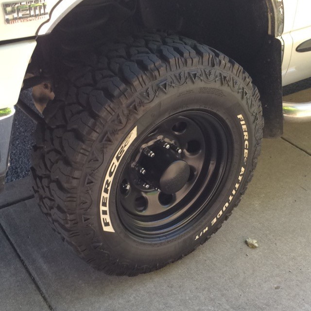 Tire Diameter Calculator >> Truck's 2004 Dodge Ram 2500 QuadCab 4wd