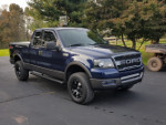 Trueblue's 2004 Ford F150 FX4 Super Cab 4wd