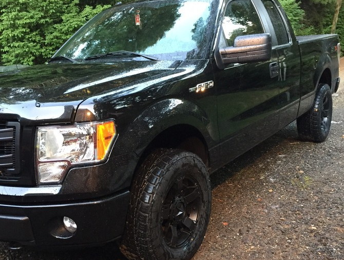 TylerStevens's 2013 Ford F150 4wd Super Cab