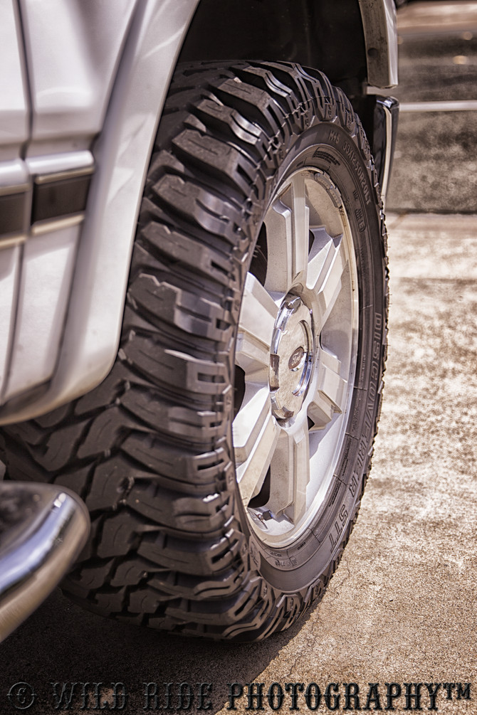 Goodyear Wrangler Radial >> USMC-8152's 2006 Ford F150 Lariat Super Crew 4wd