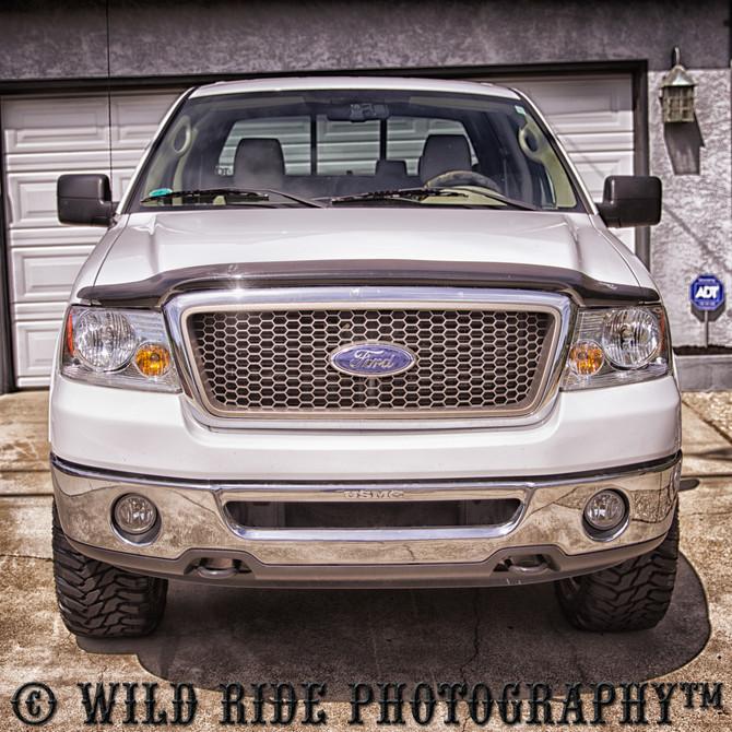 Usmc 8152 S 2006 Ford F150 Lariat Super Crew 4wd