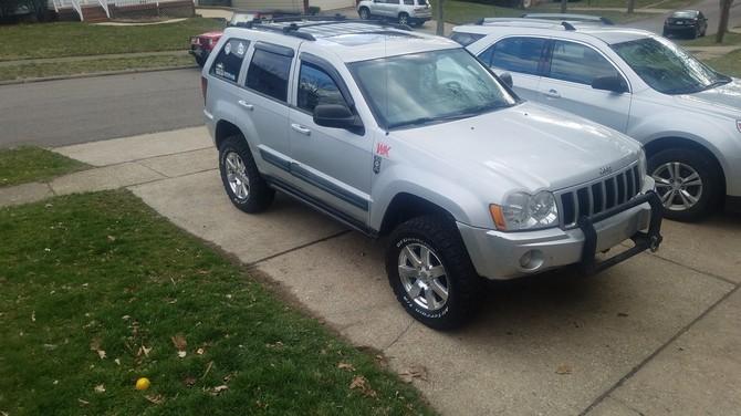 Tire Size Meaning >> Vera06wk's 2006 Jeep Grand Cherokee Laredo