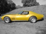 WarBonnet's 1971 Chevrolet Corvette Base Model