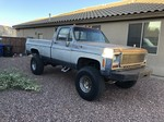 WarrrrrrrWagon's 1980 GMC K2500 4wd Pick-up