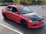 Whip's 2006 Mitsubishi Lancer Evolution MR