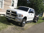Whitegirl's 2015 Ram 3500 Laramie Dual Rear Wheel