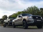 Willies_Customs's 2004 Ford F150 XLT Super Cab 2wd Standard Payload 6-Lug