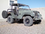 Willys1953's 1953 Willys M38A1 Rebuilt