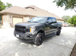 XLT's 2018 Ford F150 4wd SuperCrew