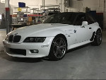 Z3CoupeCarbon's 2000 BMW Z3 Coupe 3.0