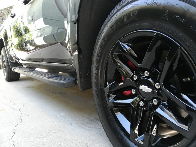 2019 Chevrolet Silverado 1500 2wd Double Cab Cooper Discoverer A/TW 285/65R18 (5644)