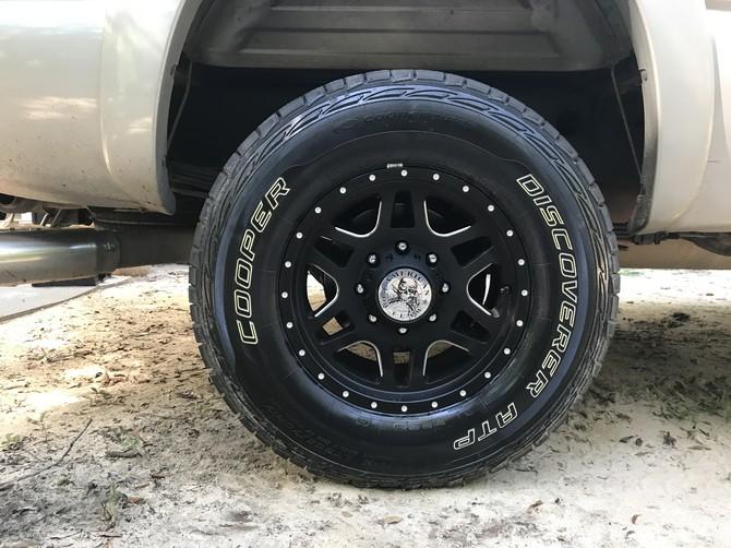 Tire Chart Size Comparison >> anealysr's 2006 GMC Sierra 2500 Heavy Duty 4wd Crew Cab