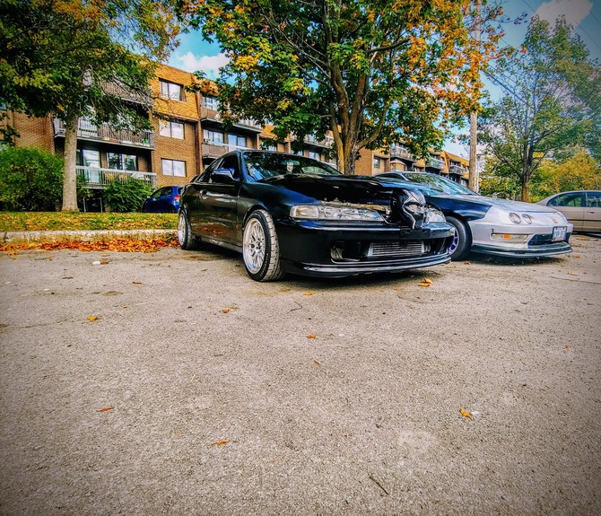 Blackpanthere1's 2000 Acura Integra LS