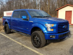 bmcneill's 2016 Ford F150 4wd SuperCrew