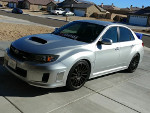 botzspeed's 2011 Subaru Impreza WRX 4-Door Standard Model