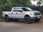 charlotte's 2014 Ford F150 4wd SuperCrew
