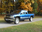 hot-z's 2002 Chevrolet Silverado 1500HD 4wd