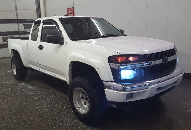 2010 Chevrolet Colorado Extended Cab Kelley Blue Book