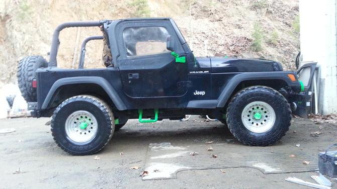 jeffs's 1999 Jeep Wrangler Sport