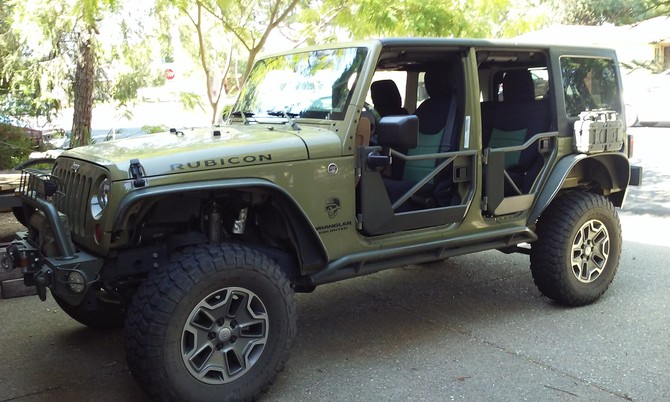 Marc S 2013 Jeep Wrangler Unlimited Rubicon