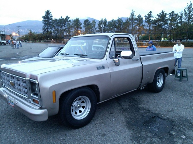 Chevrolet C Wd Pick Up Lgthumb