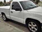 paloma's 2001 chevrolet silverado single cab