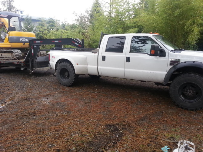 super-single's 2015 Ford F450 Dually