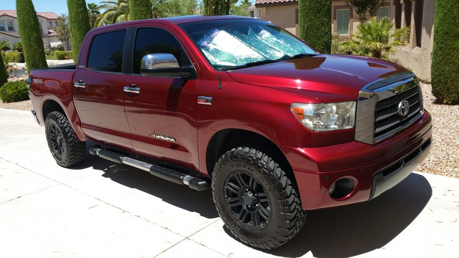 Tire Size Meaning >> swellvermin's 2008 Toyota Tundra CrewMax 4x2