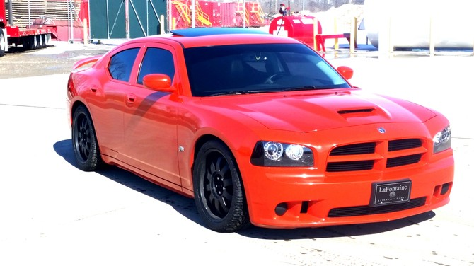 2009 Dodge Charger SRT-8 Performance Tires Michelin Pilot Sport 3 305/30R22 (550)