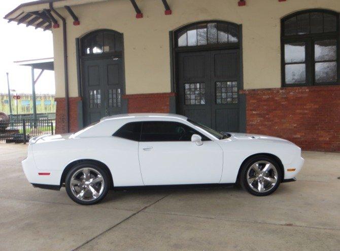 Tire Size Comparison >> tim's 2013 Dodge Challenger SXT Plus