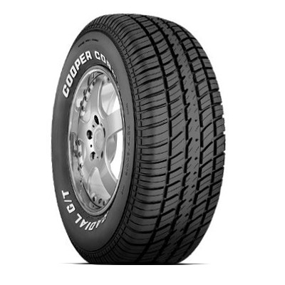 Cooper Cobra Radial G//T All Season Tire-P275//60R15 107T