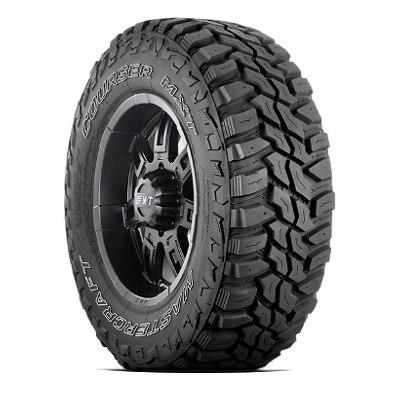 Tire Size Comparison Chart >> Mastercraft Courser MXT Tires