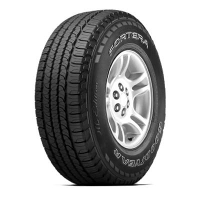 Tire Size Comparison Chart >> Goodyear Fortera HL Edition 235/55R18
