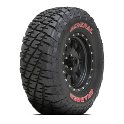 Cheap Mud Tires For Trucks >> General Grabber 33X12.50R17