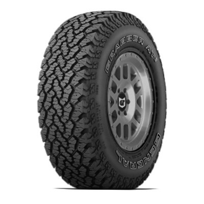 Diameter Of Tires Chart >> General Grabber AT 2 225/75R15