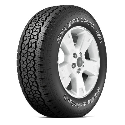 BFGoodrich Rugged Trail T/A 255/70R16
