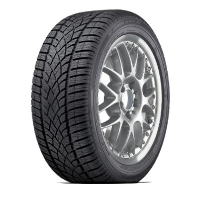 Dunlop SP Winter Sport 3D 255/45R17