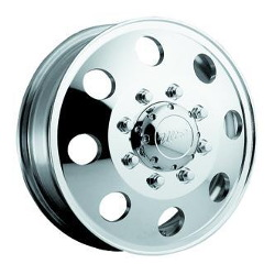 Ultra 02P MODULAR FWD Polished 16X6 8-165.1 Wheel