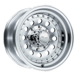 Pacer 162M ALUMINUM MOD Machined 15X8 5-114.3 Wheel
