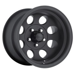 Pacer 164B - LT MOD Black 15X10 5-139.7 Wheel