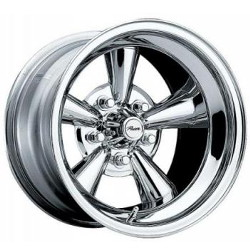 Pacer 177C-SUPREME Chrome 15X8 5-114.3 Wheel