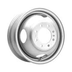 Pacer 179S DUALIE Silver 16X6 8-165.1 Wheel